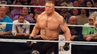 Backstage News On Brock Lesnar's WWE Return And Hell In A Cell Main Event Finish